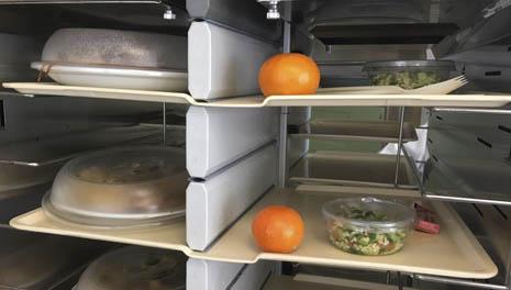 Как кормят детей в израильской больнице: фрукты, салаты и горячее, как в ресторане