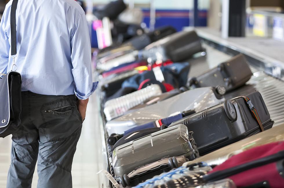 המזוודה לא הגיעה? אולי תמצאו אותה באלבמה (צילום: Shutterstock)