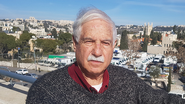 סרן יגאל מילוא. 50 שנה אחרי (צילום: אסף קמר)