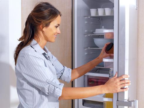 אם המקרר שלכם כבר נקי, אולי כדאי לזרום עם זה? (צילום: Shutterstock)