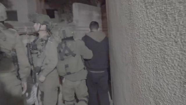 Hamed's brother arrested (Photo: IDF)