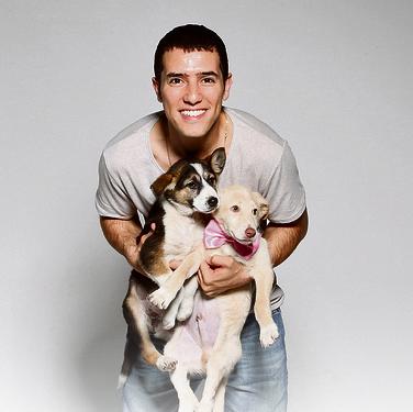 מסתדר מצוין עם כלבים | צילום: תומריקו