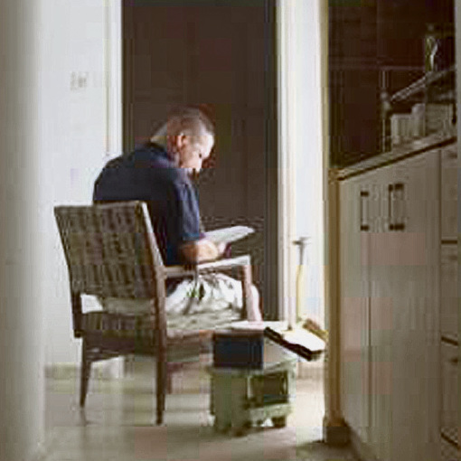 צילומים מתוך הסרט: דניאל קדם, באדיבות דוקאביב
