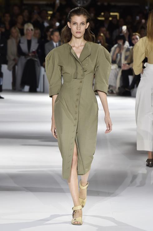 תצוגת האופנה של סטלה מקרטני (צילום: Gettyimages)