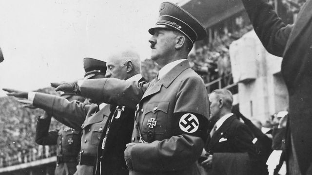 Adolf Hitler (Photo: Getty Images)