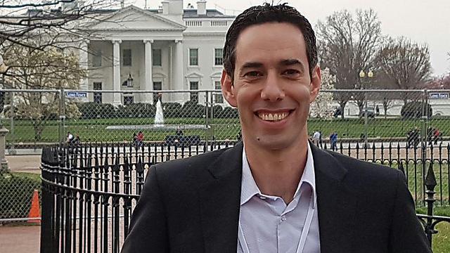Ynet reporter Yaniv Pohoryles
