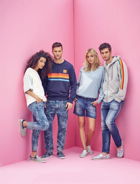 """""""דיזל עכשיו מצמצמת את תצוגות האופנה של הגברים והנשים לתצוגה אחת"""" (צילום: ג'ובאני גאליו)"""