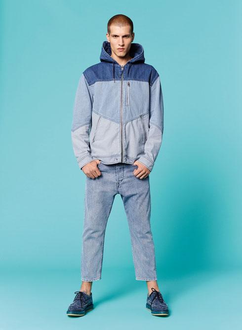 הפך את הג'ינס לפריט נחשק, יוקרתי ויקר למדי (צילום: ג'ובאני גאליו)