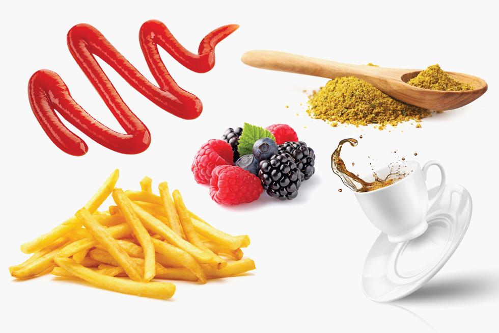 אלו מזונות ומשקאות מרחיקים מכם את החיוך הצחור (צילום: Shutterstock)