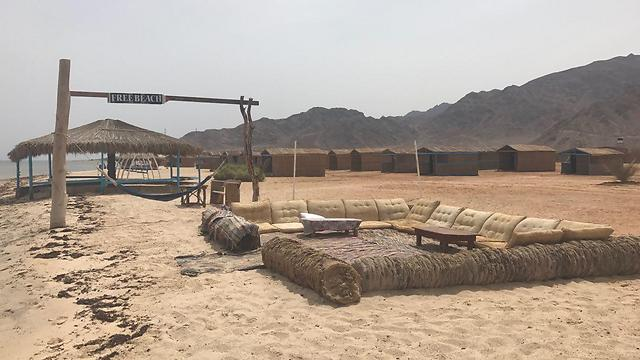 Resort owners are disappointed by the cancellations. (Photo: Tiki Golan)