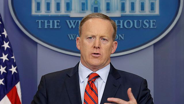 Sean Spicer (Photo: Reuters) (Photo: Reuters)