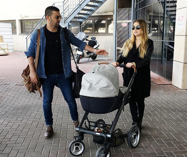מחכים לתמונה המשפחתית עם כל הדור הבא של המה קשורים (צילום: צ'ינו)