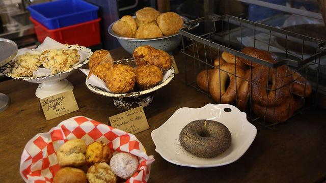 ויש גם עוגיות, אם תרצו (צילום: מוטי קמחי)