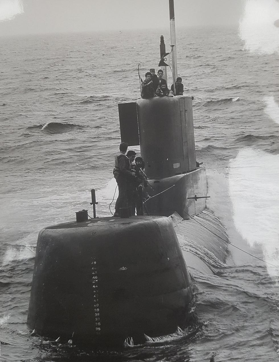 (צילום: מוזיאון חיל הים) (צילום: מוזיאון חיל הים)