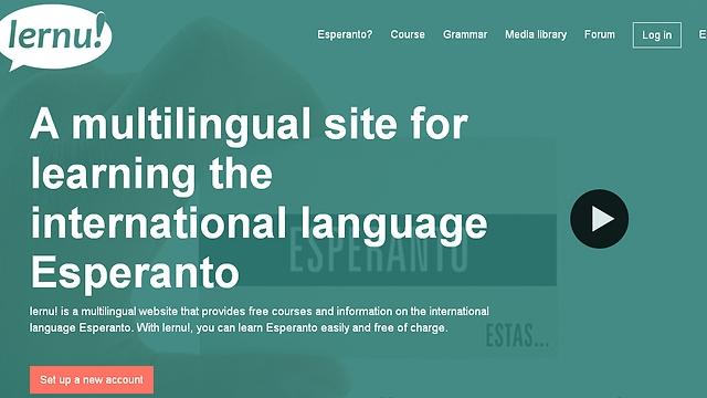 האתר ללימודי אספרנטו