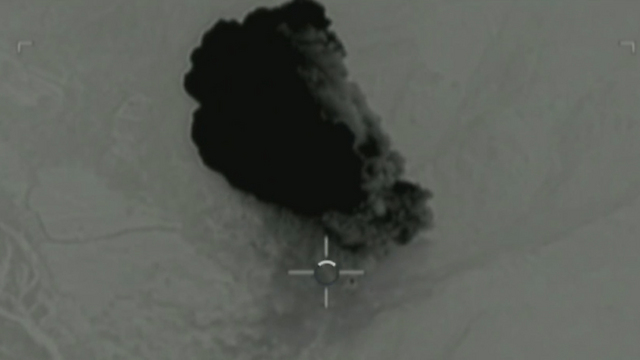 Image of the attack