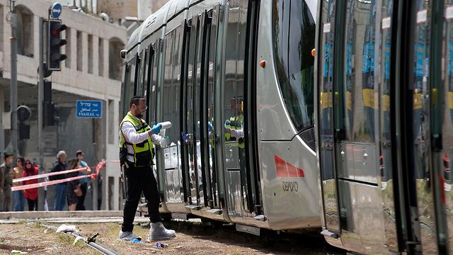 Scene of the attack (Photo: EPA)