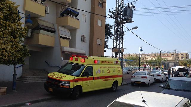 The scene of the crime (Photo: MADA Spokesperson's Office)