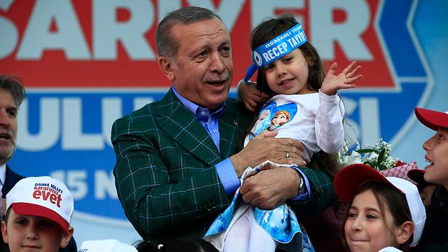 President Recep Tayyip Erdoğan (Photo: AP)