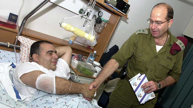Ya'alon, during his time as IDF chief of staff (Photo: IDF)