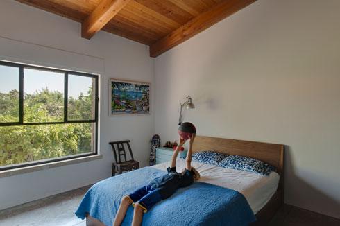 חדרו של הבן (צילום: עודד סמדר)