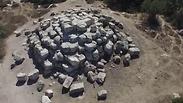 The Jewish pyramid of Adullam