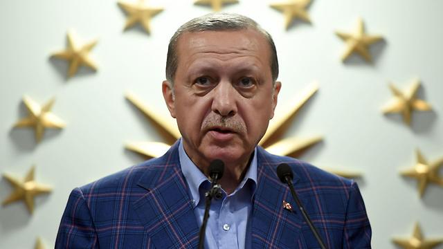 Реджеп Эрдоган. Фото: AFP (Photo: AFP)