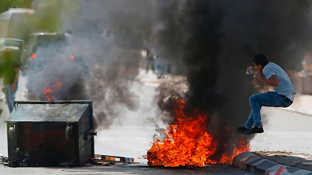 Protests in the street amid threatened hunger strike (Photo: AFP) (Photo: AFP)