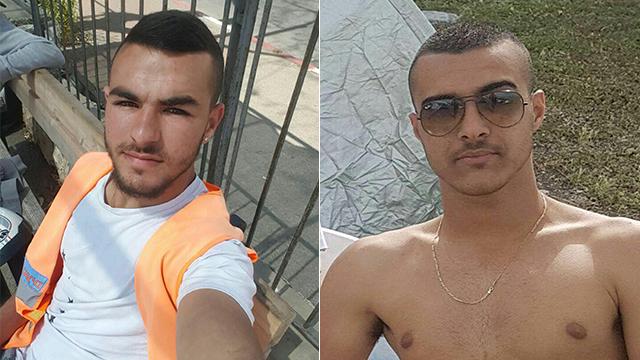 Nachman Itach and Liron Karadi