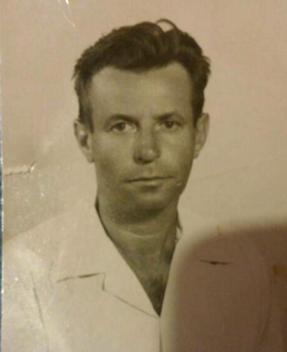 סבא שלי. משה (מייטק) גיבורי