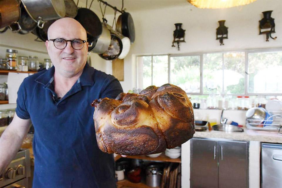 Хлеб готов! Фото: Авияху Шапира