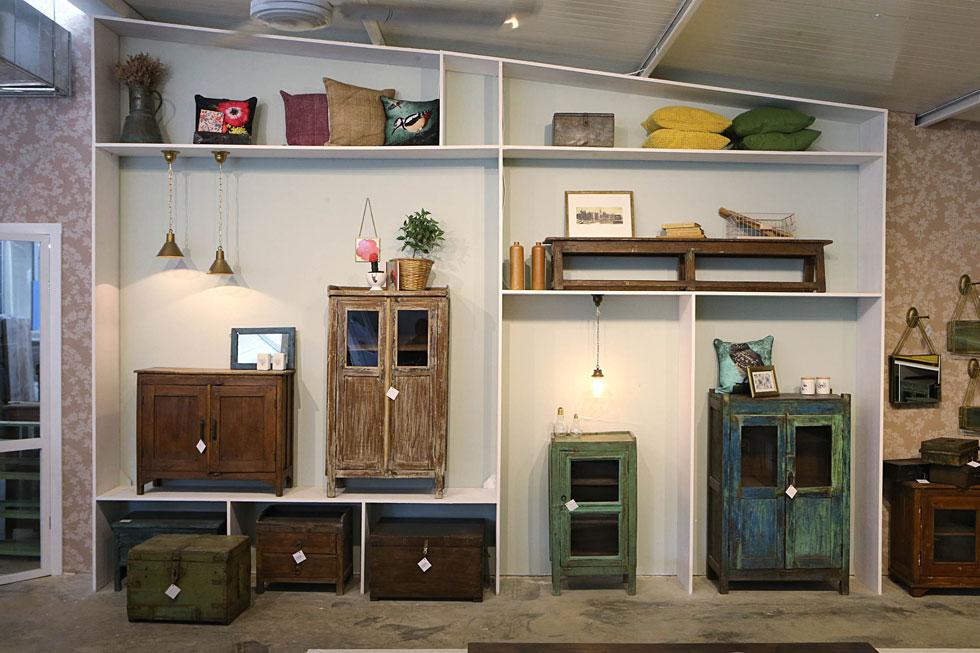 פריטים עיצוביים מיוחדים שגם חובבי DIY יכולים להכין בבית (צילום: צביקה טישלר)