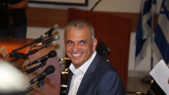 Finance Minister Moshe Kahlon (Photo: Motti Kimchi)