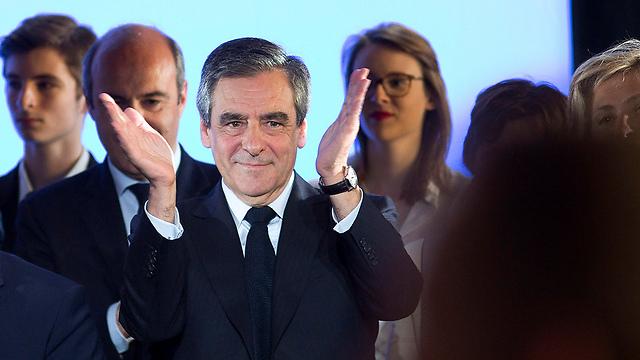 Франсуа Фийон. Фото: МСТ