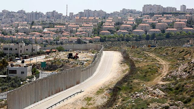 Pisgat Ze'ev neighborhood in eastern Jerusalem (Photo: EPA)