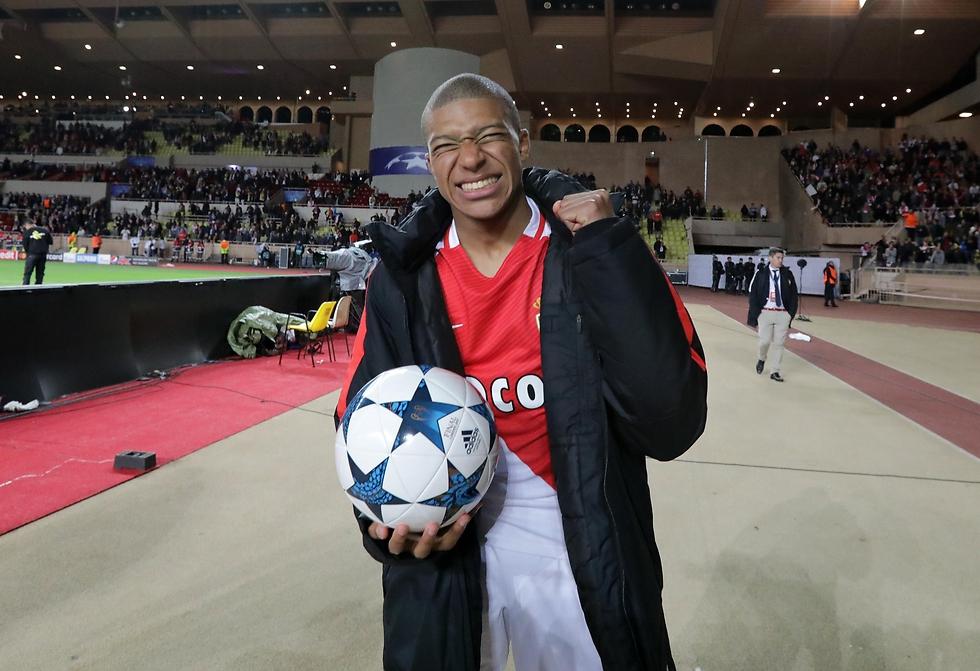 מבוקש בכדורגל העולמי. קיליאן אמבאפה  (צילום: רויטרס)