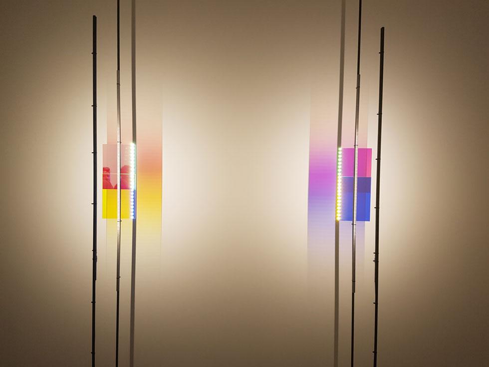 """הבחירה של גל גאון והילה נבו: גופי התאורה של FormaFantasma. פואטיקה בתוך בליל מלים אינסופי (צילום: איתי כ""""ץ)"""