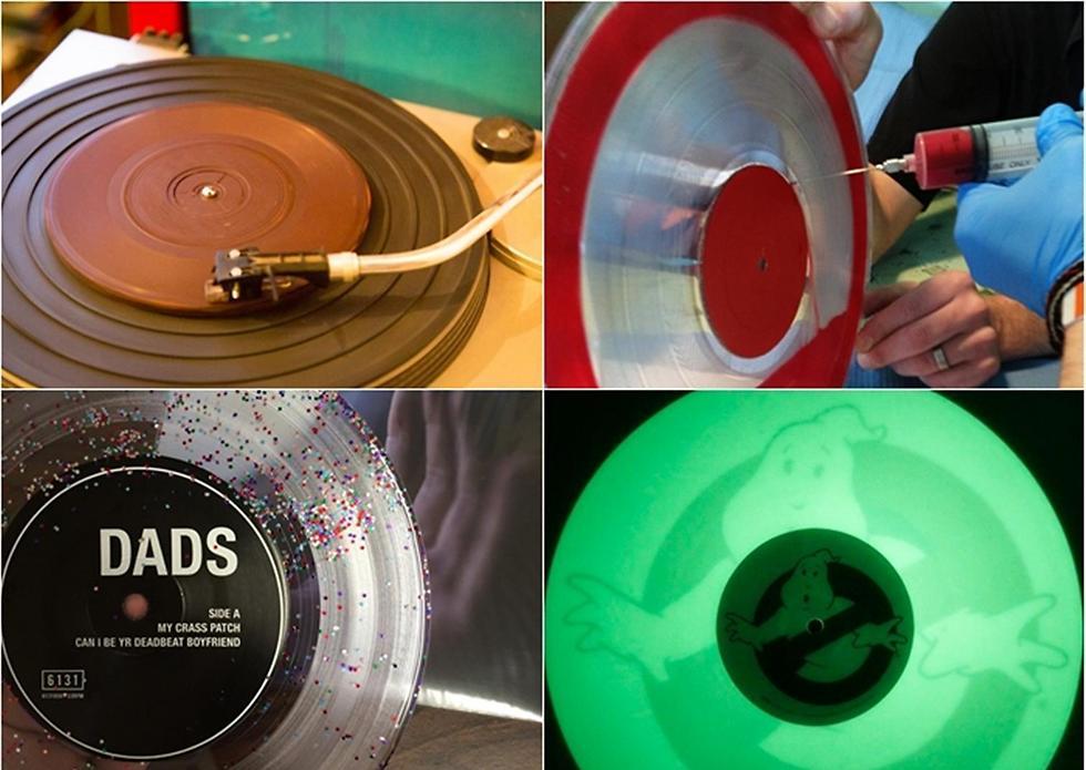 התקליטים הכי מיוחדים שמסתובבים בינינו