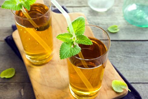 תה קמבוצ'ה (צילום: Shutterstock)