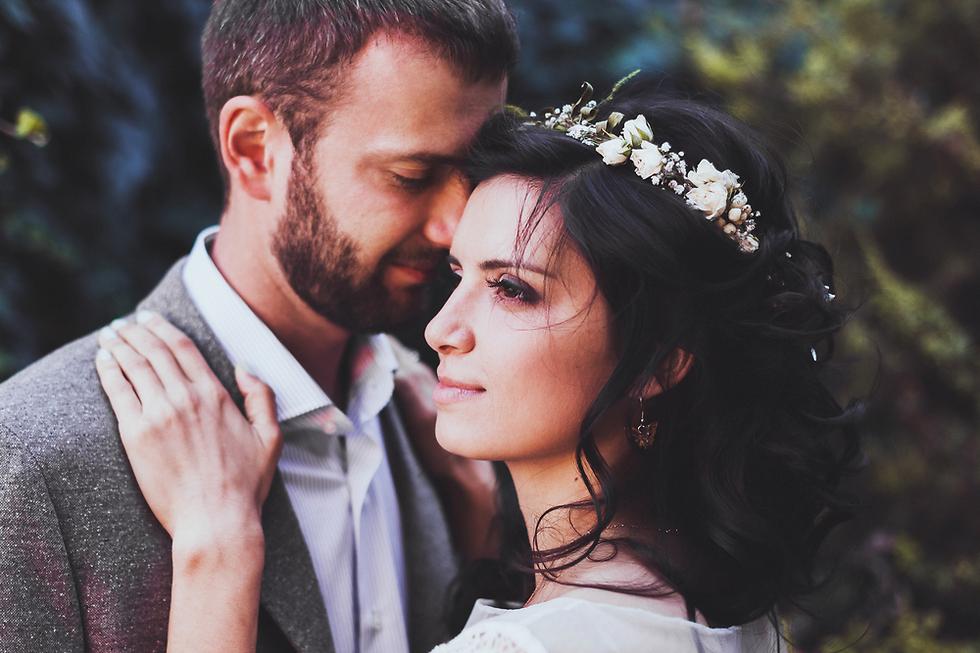 חתונה. זה באמת מרגש (צילום: Shutterstock) (צילום: Shutterstock)