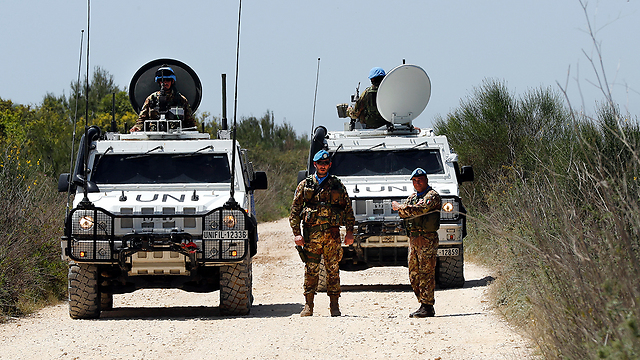 Italian UN forces from UNIFIL (Photo: AP) (Photo: AP)