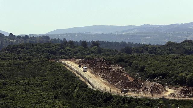 Lebanese-Israeli border (Photo: AFP)