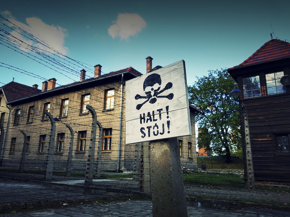 Освенцим. Фото: donvictorio shutterstock