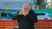 """ד""""ר שקשוקה פותח מסעדת שווארמה בשדרות רוטשילד"""