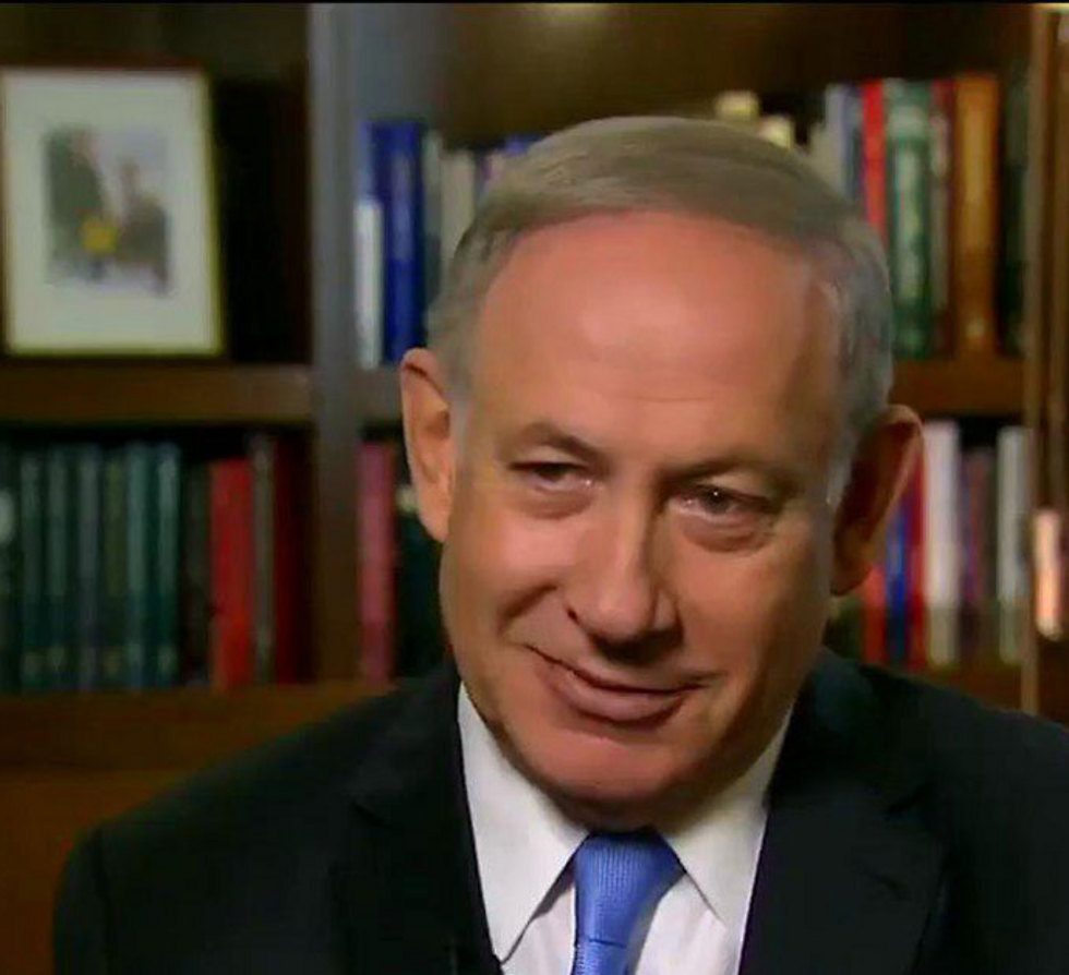 """There is no one who wants peace more than Israel"" (Photo: Fox News) (Photo: Fox News)"