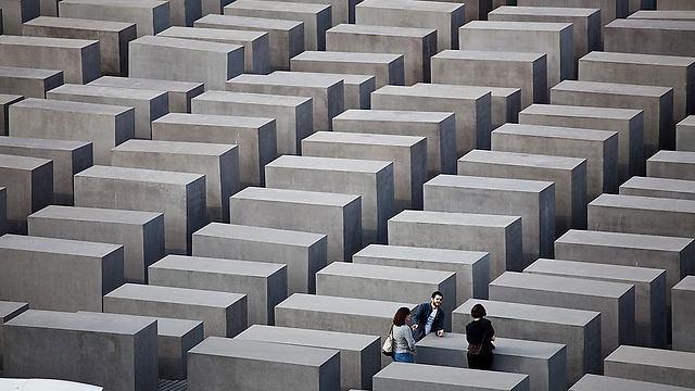 The Holocaust Museum in Berlin  (Photo: Marko Priske)
