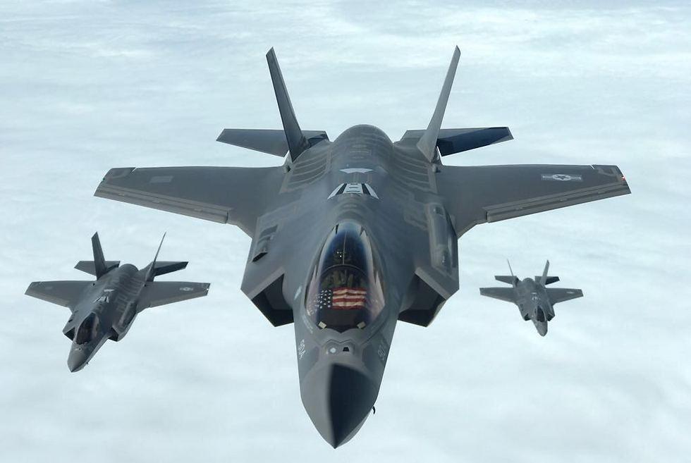 The F-35 (Photo: IDF)