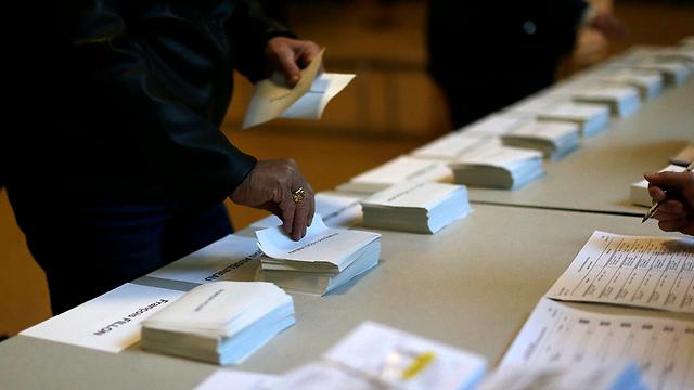 Выборы. Фото: АР