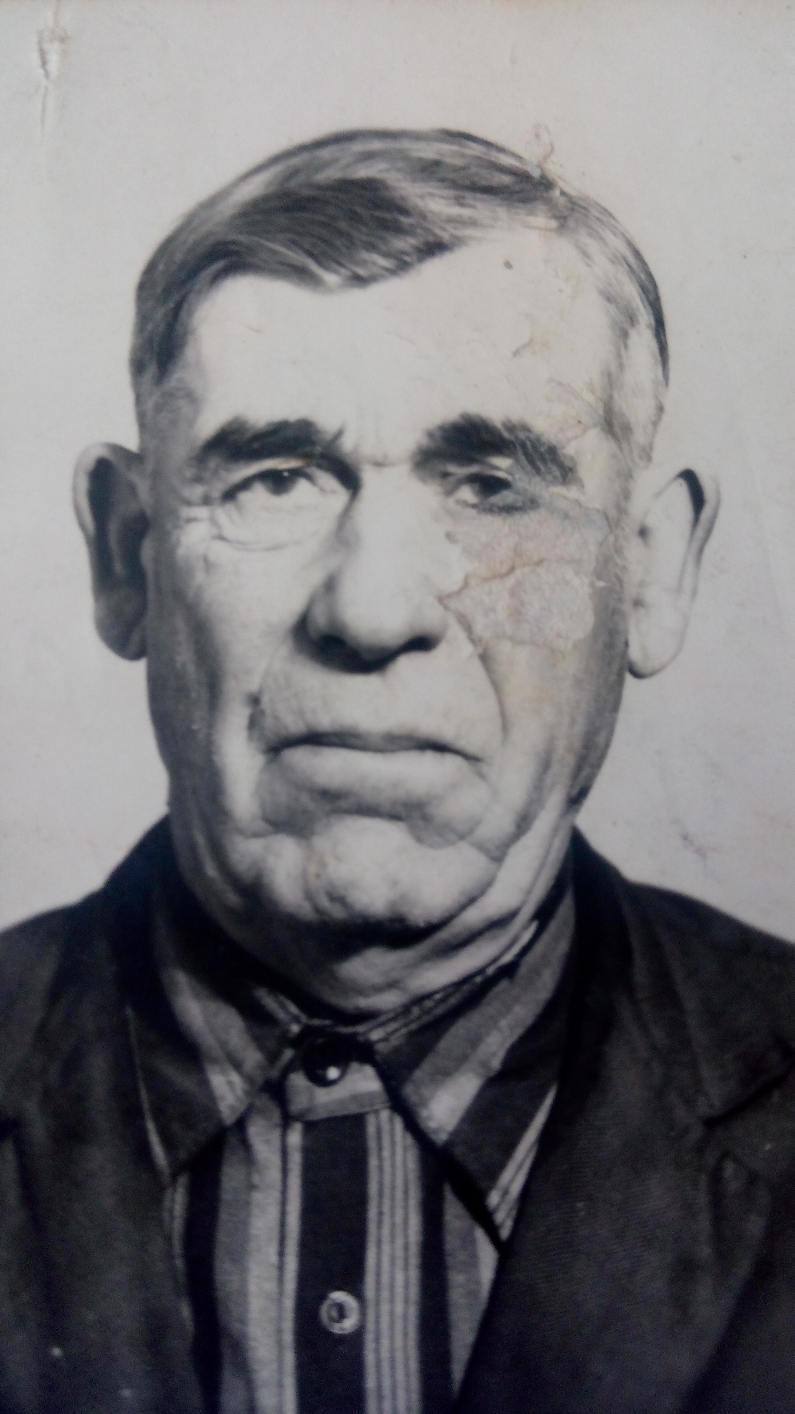 Иван Поболь в зрелые годы