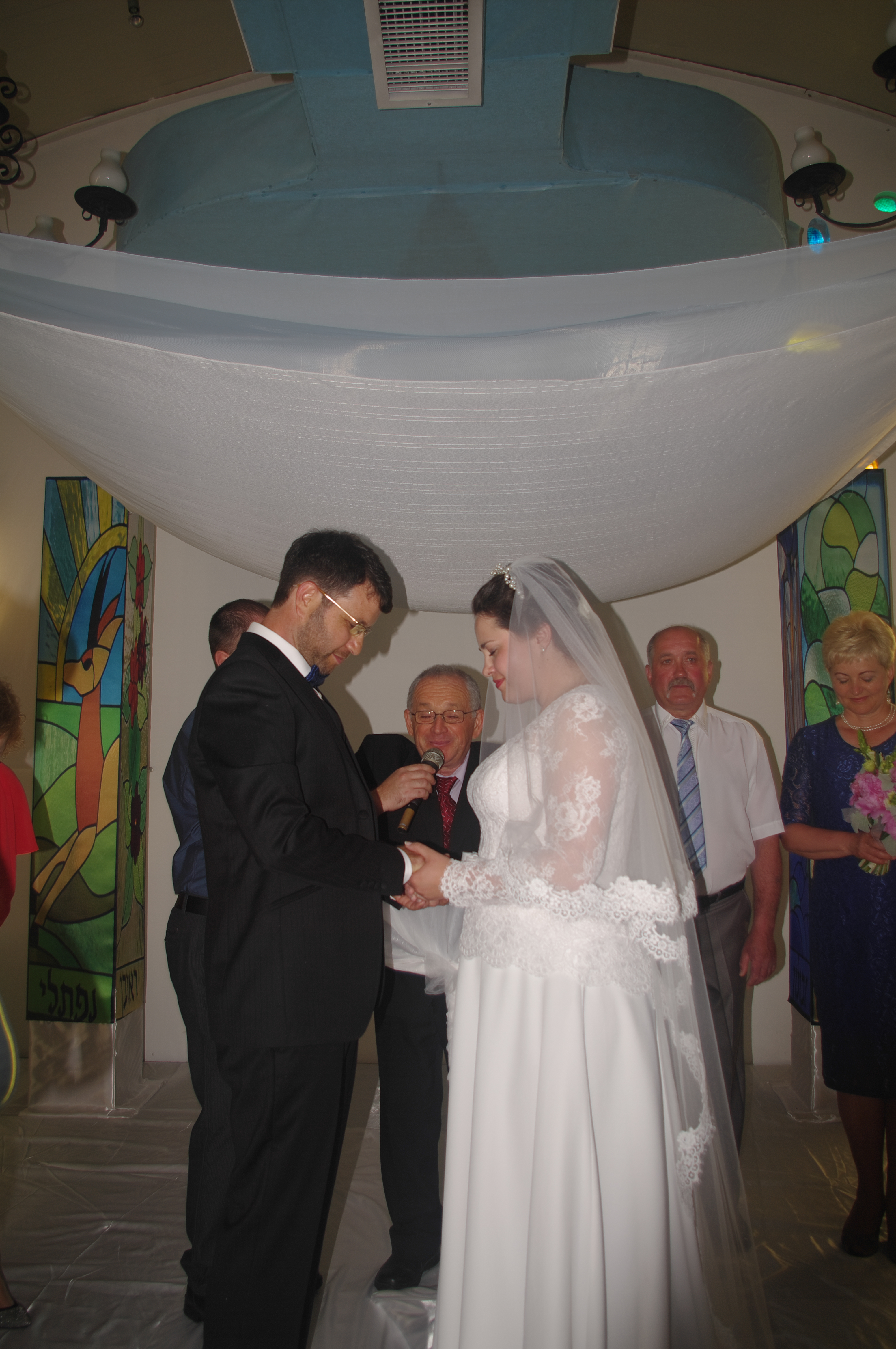 Ирина Шагинян с женихом